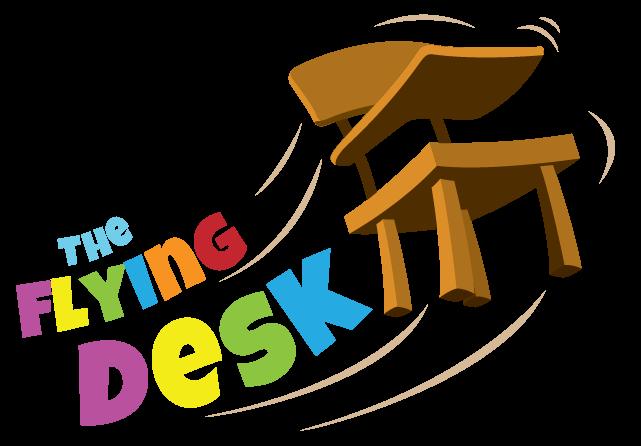 The Flying Desk